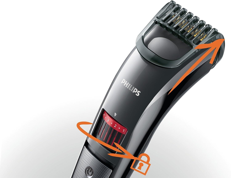 Philips BEARDTRIMMER Series 3000 QT4005/13 depiladora para la ...