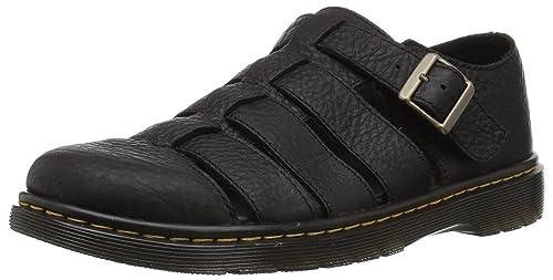 c39e539c24d Dr. Martens Fenton Black Sandal
