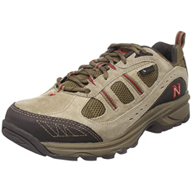 36982882020b5 New Balance Men's MW646BR Brown/Red Hiking Shoe MW646BR 13.5 UK EE:  Amazon.co.uk: Shoes & Bags