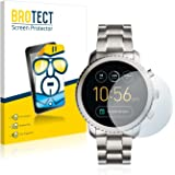BROTECT for Fossil Q Explorist Screen Protector [2 Pack] - PET Protection Film, Crystal-Clear