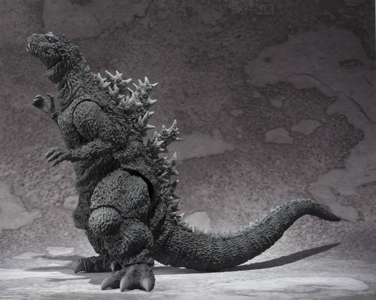 Bandai Hobby S.H. Monsterarts Godzilla 1954 Action Figure by Bandai Hobby (Image #5)