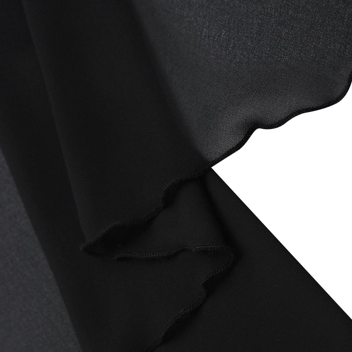 Agoky Femme Fille Asym/étrique Jupe de Danse Classique Tutu Courte Jupe de Ballet Latine Mousseline Jupe de Sport Gym Yoga Patin Jupe Soir/ée C/ér/émonie Bal Wrap Skirt Dance