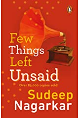 Few Things Left Unsaid Paperback