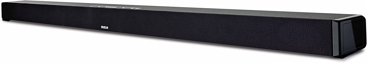 RCA RTS7110B RCA Home Theater Sound Bar with Bluetooth