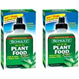 Schultz All Purpose 10-15-10 Plant Food Plus, 4-Ounce [2- Pack]