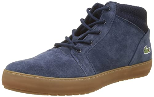 Lacoste Ampthill Chukka 417 1 Caw, Zapatillas Altas para Mujer: Amazon.es: Zapatos y complementos