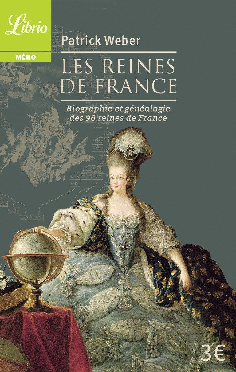 Les reines de France PDF