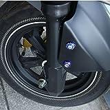 Shells 20PCS Motorbike License Plate Frame Bolt