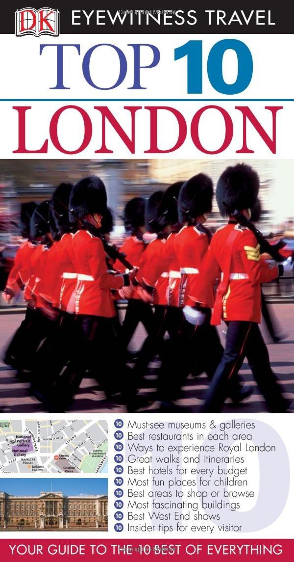 Read Online Top 10 London (Eyewitness Top 10 Travel Guides) pdf