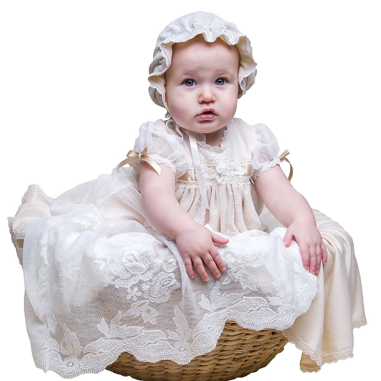 Baptism Gown Toddler Boy