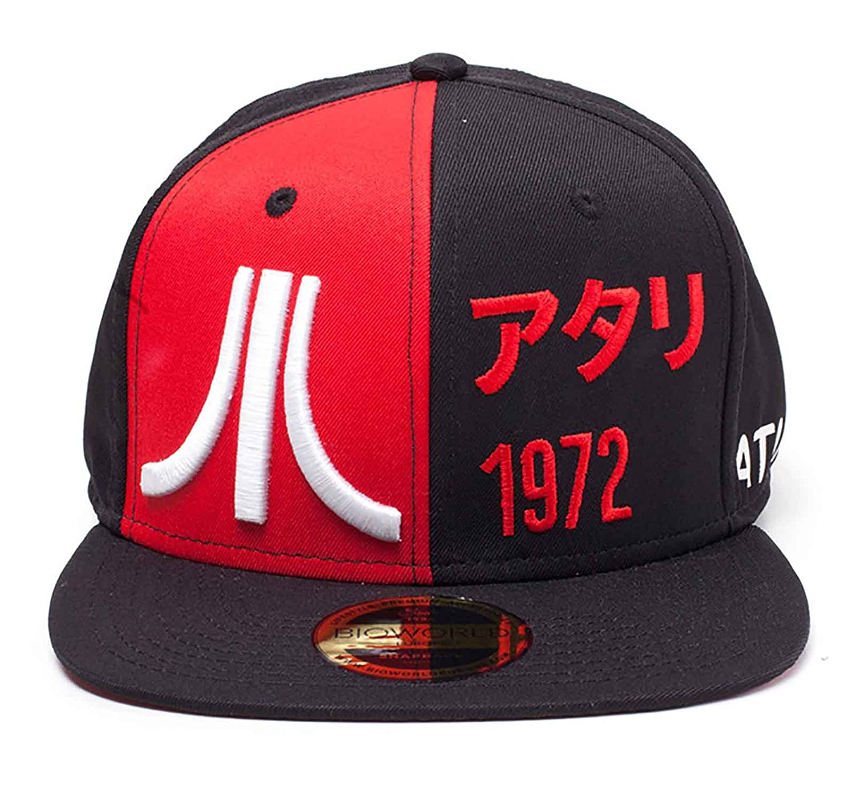 Atari Gorra de béisbol Japanese Logo 1972 Nue Oficialmente Retro ...
