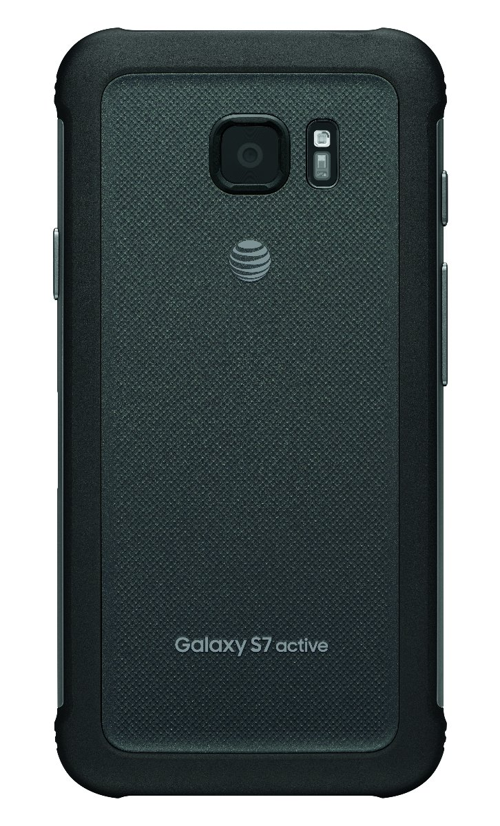 Samsung Galaxy S7 Active SM-G891A 32GB Titanium Gray AT&T by Samsung (Image #1)