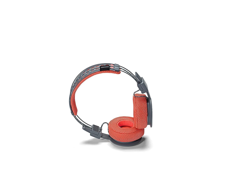 8804a0e419a Urbanears 4091226 - Hellas Rush auriculares bluetooth, color gris /  naranja: Amazon.es: Electrónica