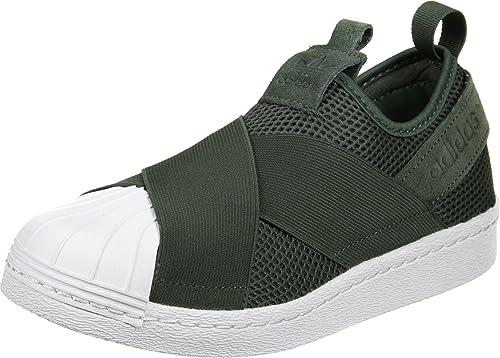 Adidas Superstar Slip On Donna Sneaker Verde