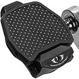 ペダルプレート SPD-SL Look Keo互換タイプ ペダルカバー ビンディング 自転車用パーツ