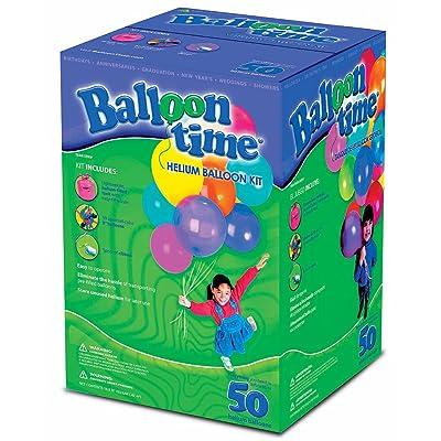 Helium Tank Kit: Toys & Games