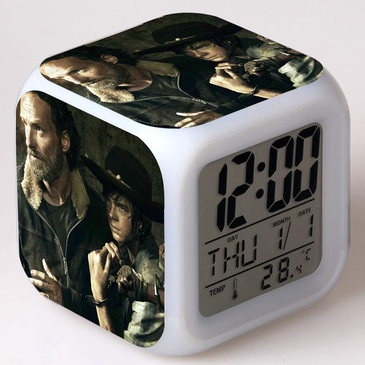 HHKX100822 Le R/éveil Walking Dead Mise sur Lhumeur LED Petit R/éveil 01