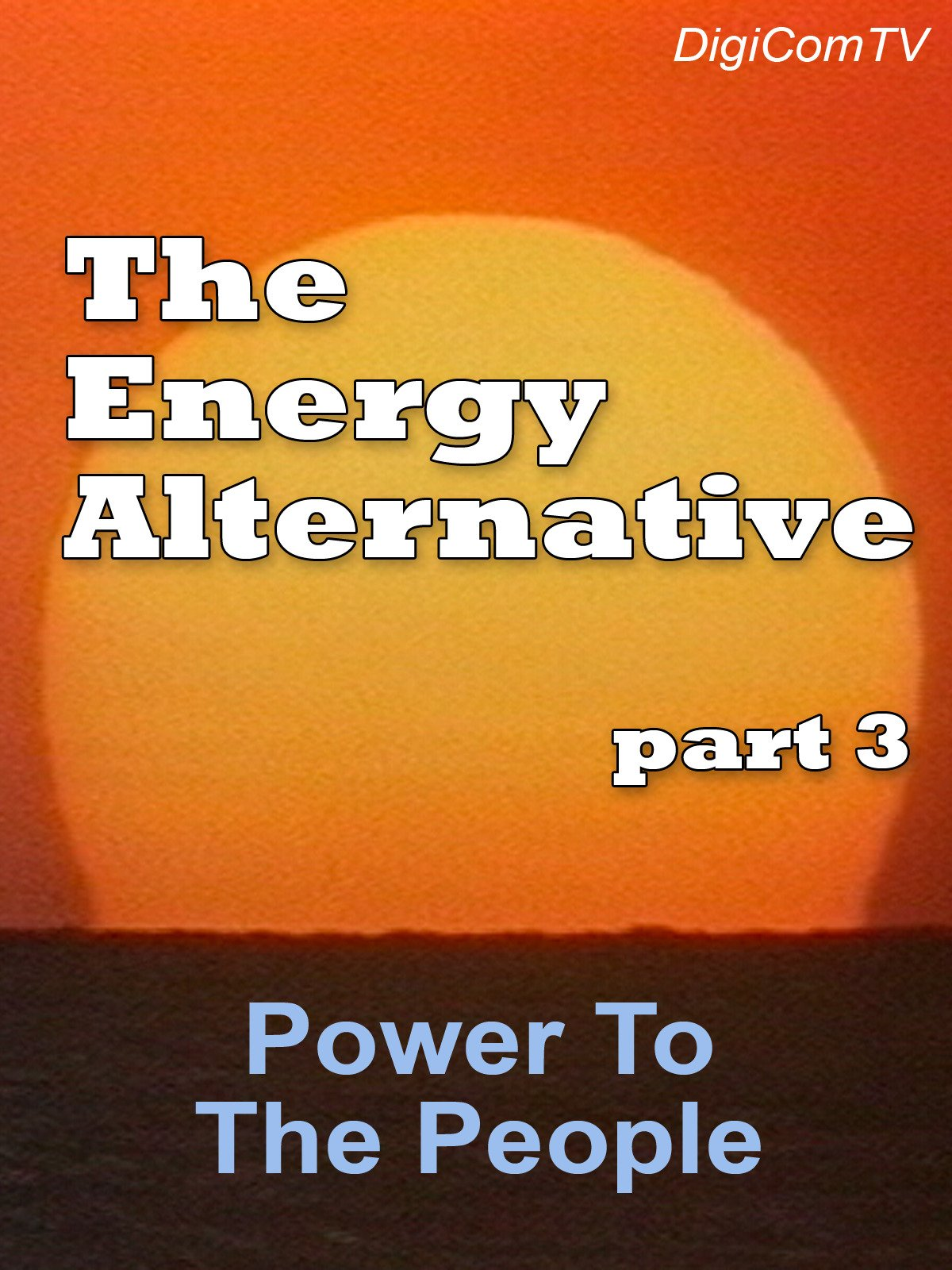 The Energy Alternative on Amazon Prime Video UK