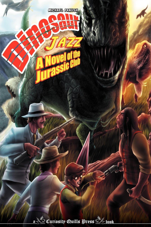 Read Online Dinosaur Jazz (The Jurassic Club, Vol. 1) PDF