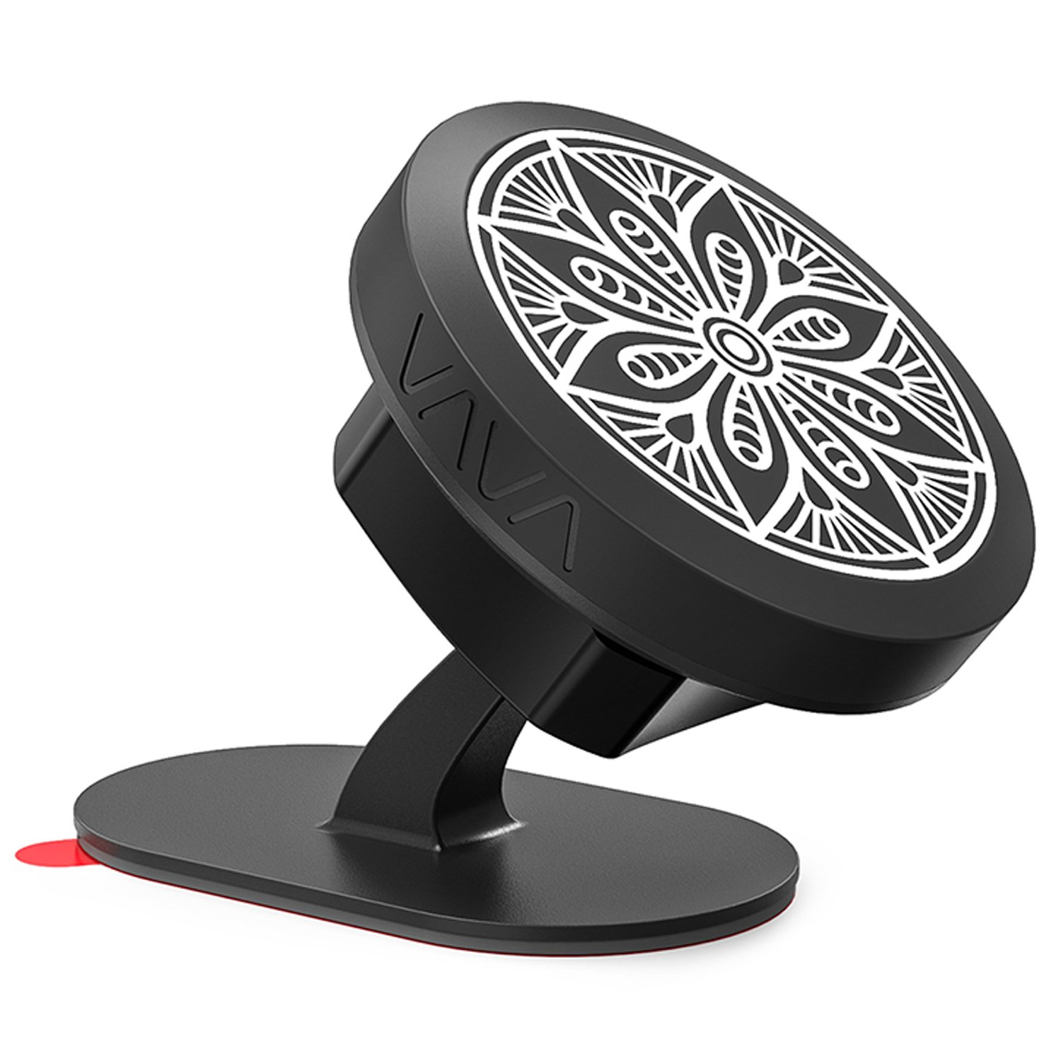 Amazon.com: VAVA Magnetic Phone Holder for Car, Universal Stick On  Dashboard Magnetic Car Phone Mount (360° Adjustable Holder with 3M Adhesive  Covering and ...