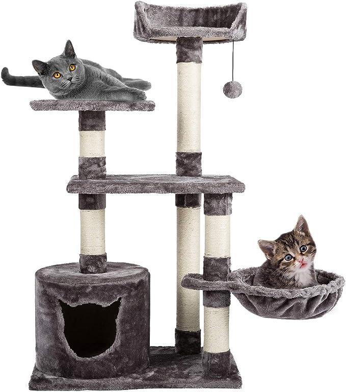 Gemeinsa Árbol de Gato Condominio para Gatito Torre Gato Mueble ...