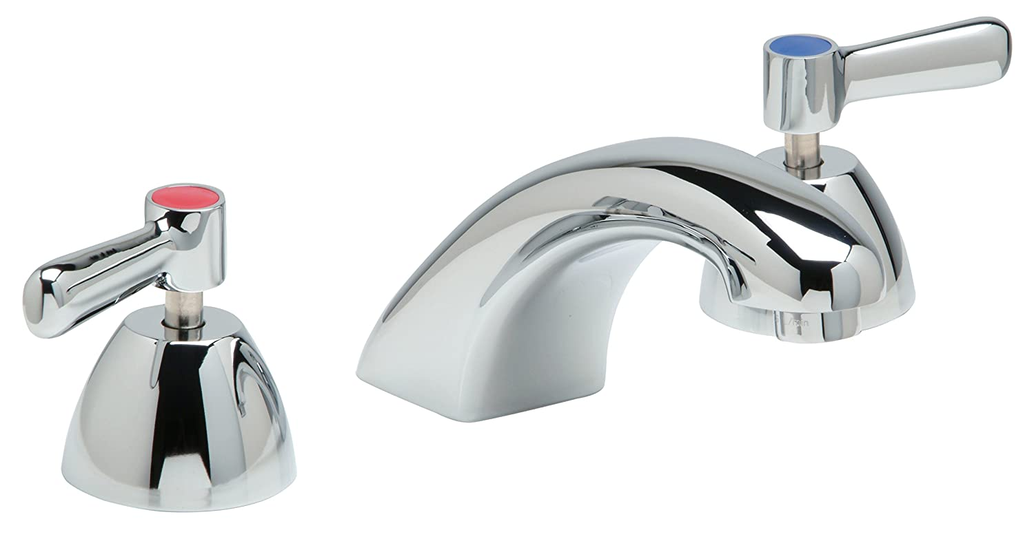 Zurn Z831R1-XL Widespread With 5 Cast Spout And Lever Handles Zurn Industries