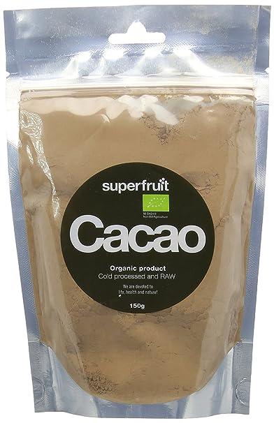Superfruit Organic Raw Cacao Powder 150g