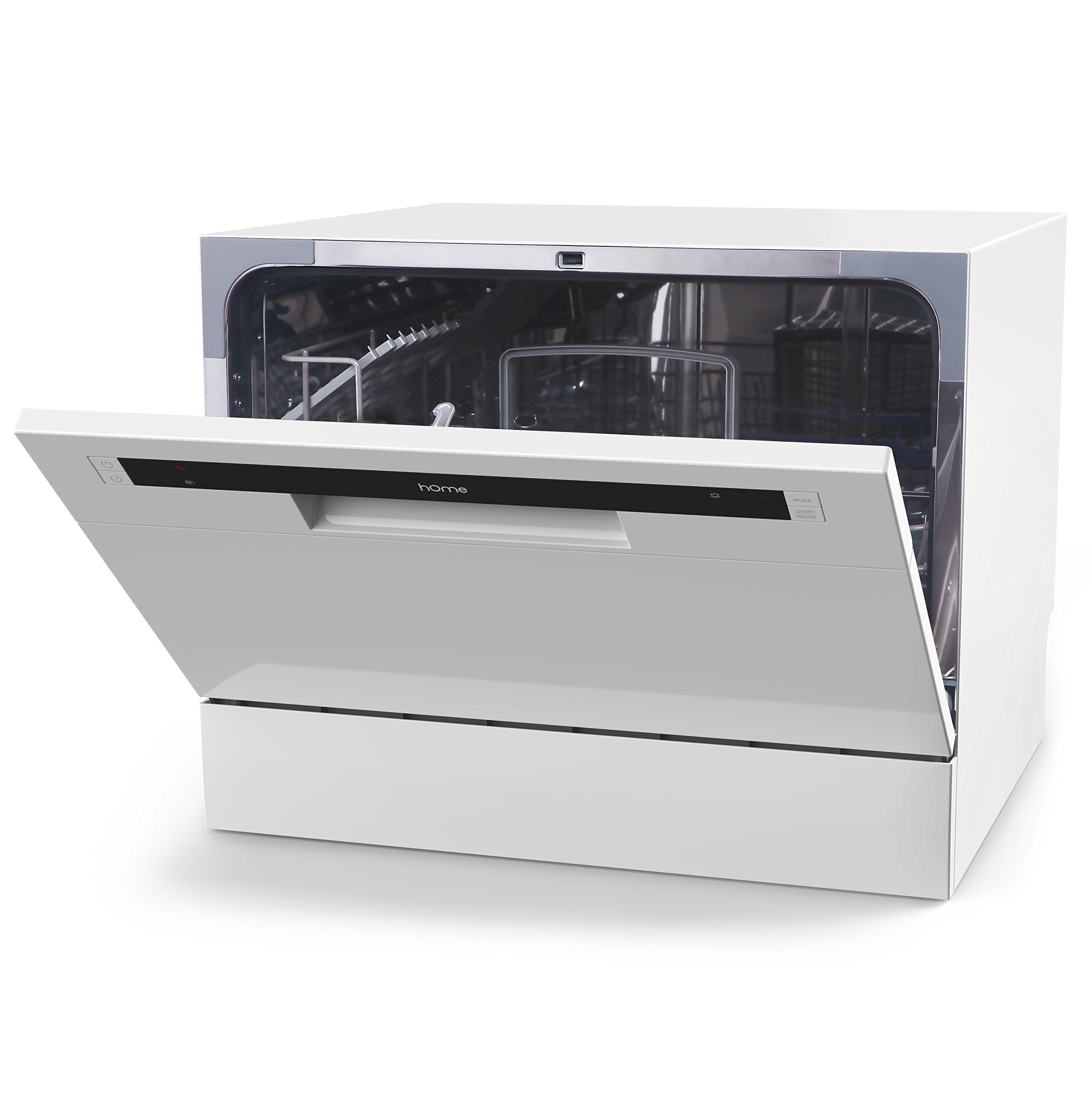 hOmeLabs Compact Countertop Dishwasher - Energy Star ...