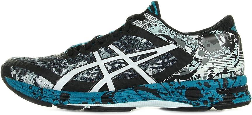 Asics Gel-Noosa Tri 11, Zapatillas de Running Para Hombre, Gris (Midgrey/White/Blue Jewel, 10), 45.5 EU: Amazon.es: Zapatos y complementos