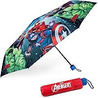 Paraguas Plegable Infantil de Avengers - BONNYCO | Paraguas Antiviento para Niños con Estructura Reforzada | Paraguas…