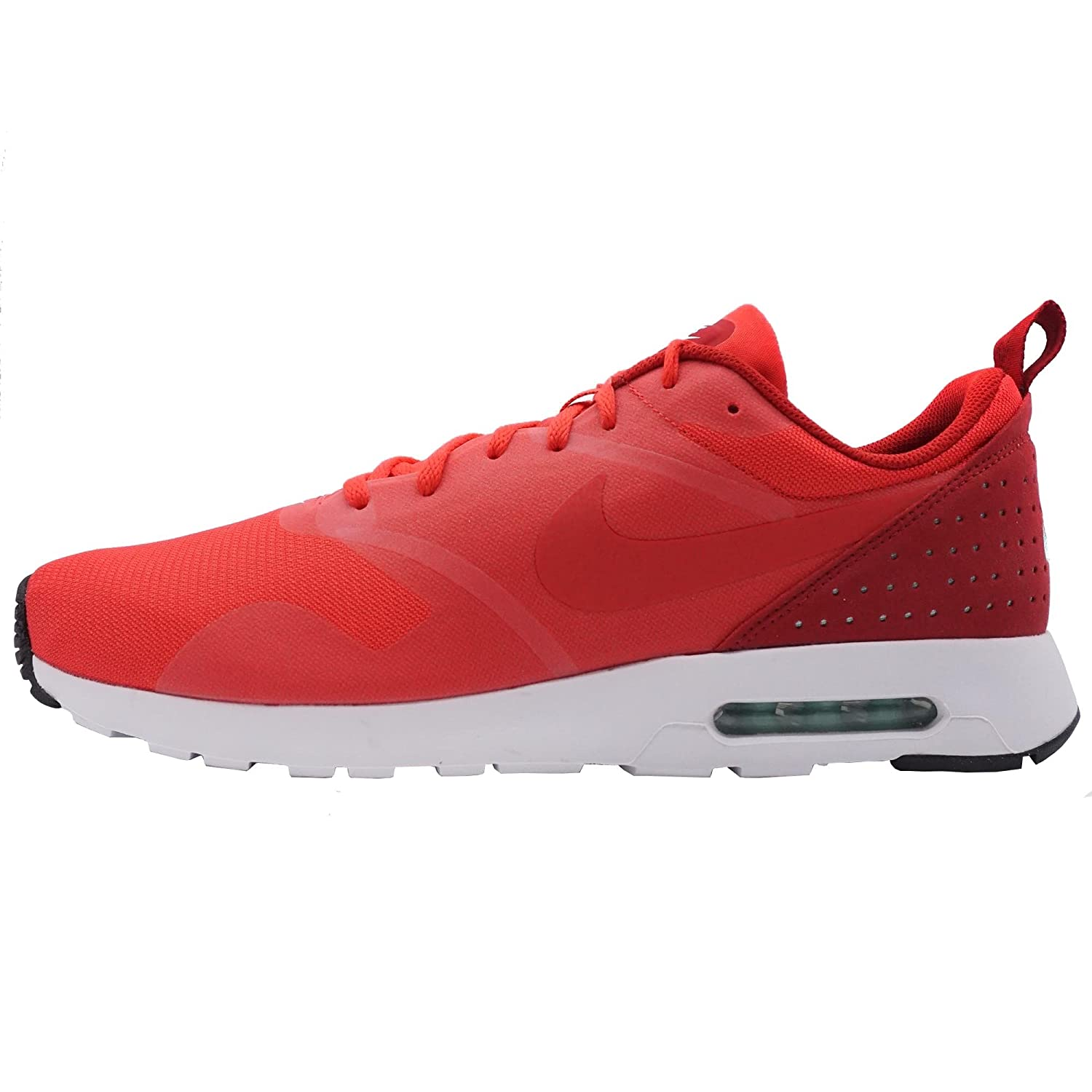 Nike Herren Air Max Tavas Laufschuhe  39 EU|Rojo (Action Red/Action Red-gym Red-white)