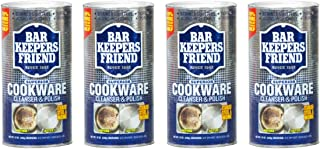 product image for Bar Keepers Friend Cookware Cleanser, 12-Ounce (Pack of 4)