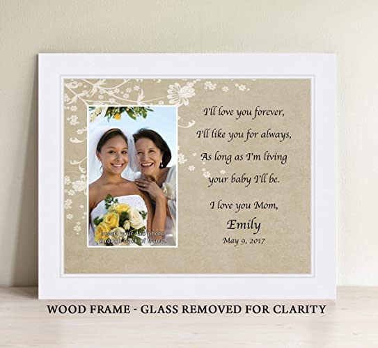 Amazoncom Personalize Mother Of The Bride Ill Love You Forever