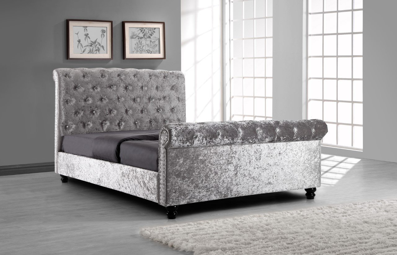 frame free drop king sleigh gorgeous twin white bed wood super superg