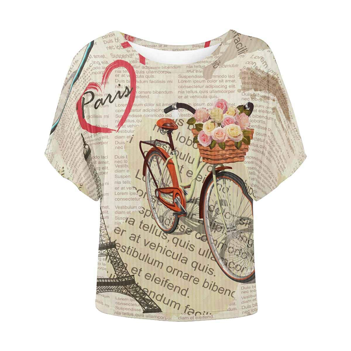 INTERESTPRINT Childs T-Shirt Brown Footprints XS-XL