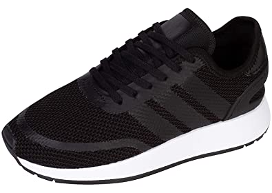 premium selection 35ced e9406 adidas Originals N-5923 J Running Shoe Black, 3.5 M US Big Kid