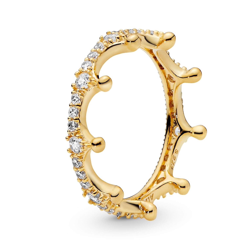 PANDORA Enchanted Crown Ring