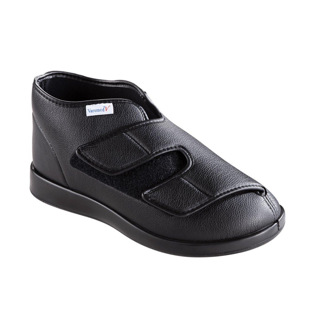 Varomed - Zapatillas para mujer 38 EU|negro - negro