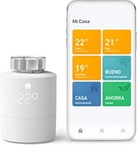 tado° Cabezales Termostáticos Inteligentes Kit de Inicio V3+ - Control inteligente de calefacción, Instálalo tú mismo, Designed in Germany