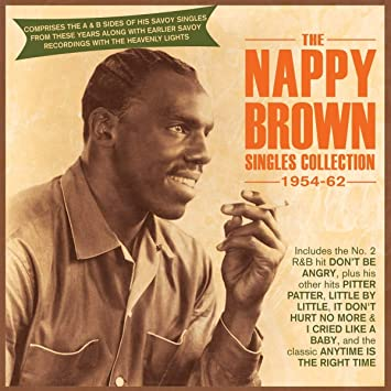 NAPPY BROWN - Singles Collection 1954-62 - Amazon.com Music