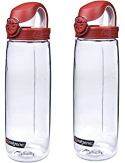 White 3dRose wb/_37110/_1 Leaping Thomsons Gazelle Sports Water Bottle 21 oz
