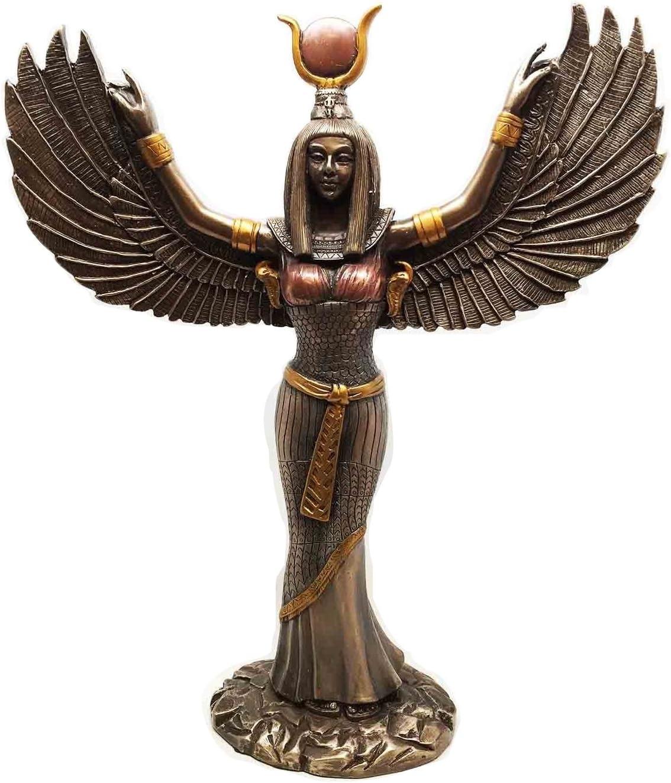 Ebros Gift Egyptian Goddess Isis Ra