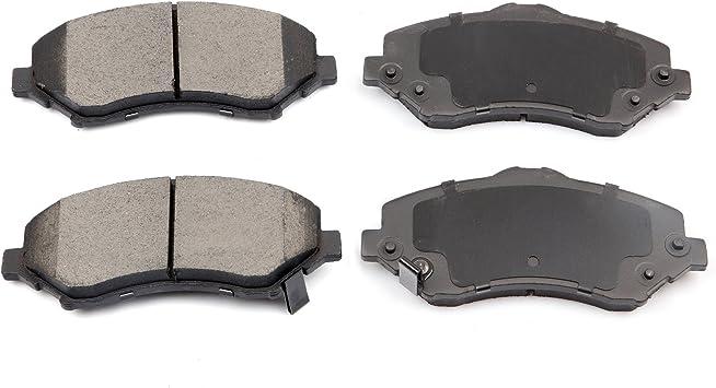 Fits 2008 2009 2010 2011 Nitro Jeep Liberty Front Brake Rotors Ceramic Pads