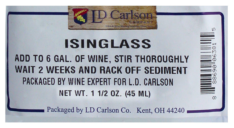 Amazon.com: Líquido isinglass- 1 1/2 oz.: Industrial ...
