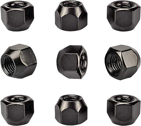 Taille 60//°//galvanis/é//SW21///écrous de roues////Acier Jantes//Italy//kebu//carbonado//galvanis/é//jantes aluminium Taille de cl/é//C/ône//21//C/ône Taille Lot de 20//Écrou de roue M12/x 1,25/C/ône