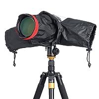 Professional Waterproof DSLR Camera Rain Cover (Japanese Taffeta Material), Universal Rain Cover for Rain Dirt Sand Snow Protection