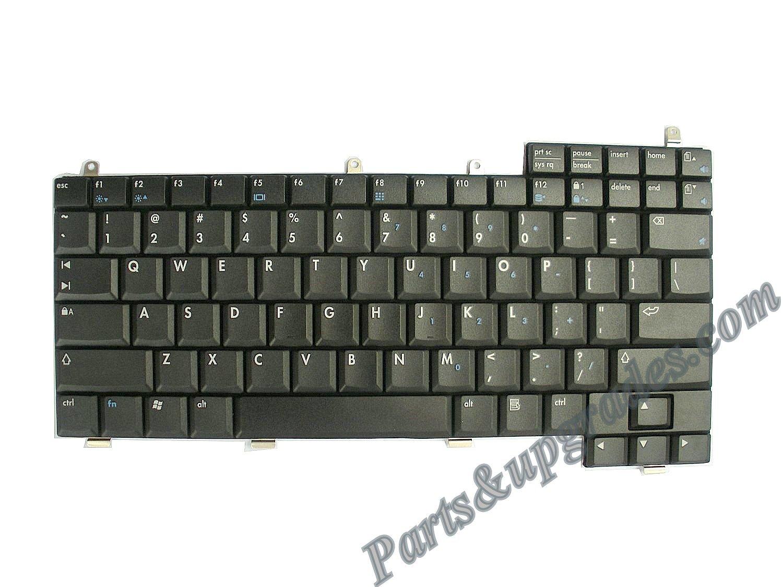 Amazon.com: Keyboard for Compaq Presario 2100 2500 317443-001 black:  Computers & Accessories