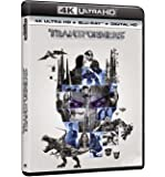 Transformers Collection (5 4K Uhd+Bd)