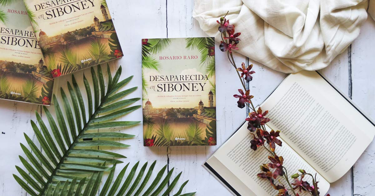 Desaparecida en Siboney: 3 Autores Españoles e Iberoamericanos ...