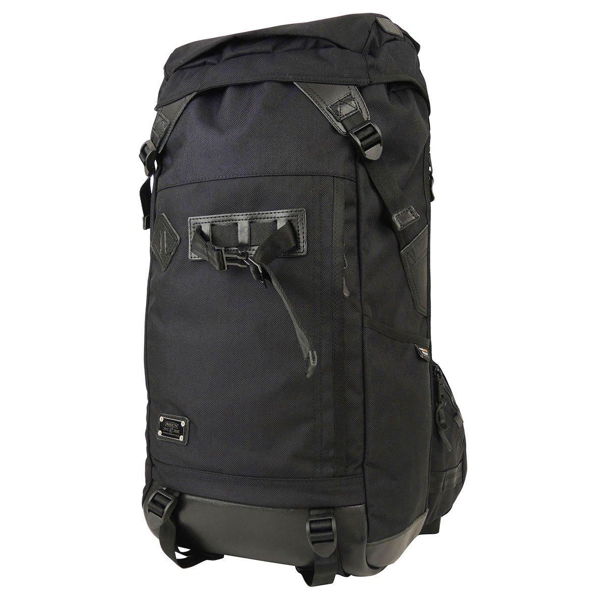 [アッソブ]AS2OV バックパック EXCLUSIVE BALLISTIC NYLON 061301  ブラック(10) B00PA46DA2